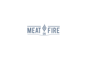 Meat On fire